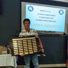 Gary Stehbens Medal Award Night