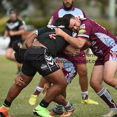 Reserve Grade Grand Final - Easts v Isis