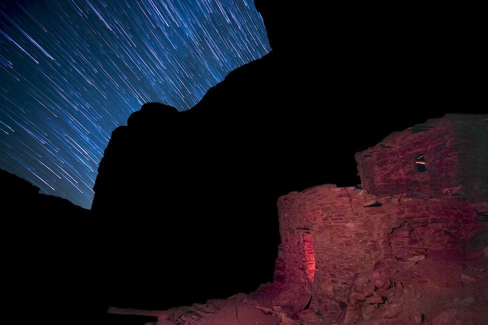 Ancient Skies, Utah