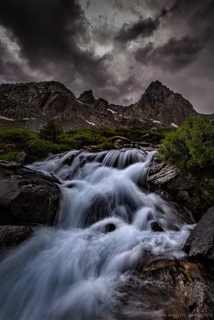 Dark Days, Banner Peak