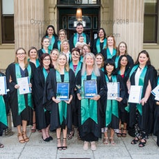 2018 Health Skills Australia - Photos from the 2018 HSA graduation at Customs House.