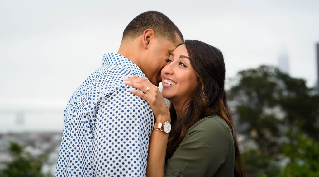 The Engagement of Kenny and Veronica-19