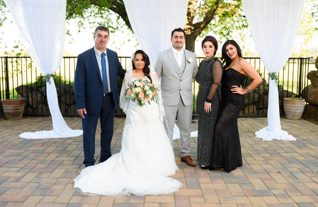 The Wedding of Kenia and Matin-509