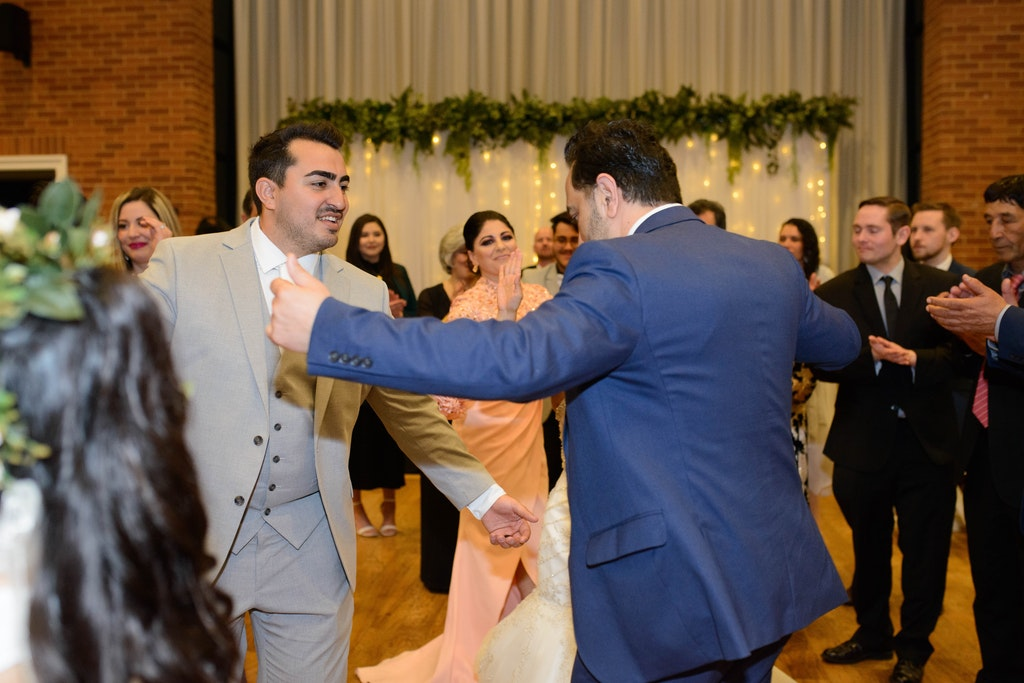 The Wedding of Kenia and Matin-707