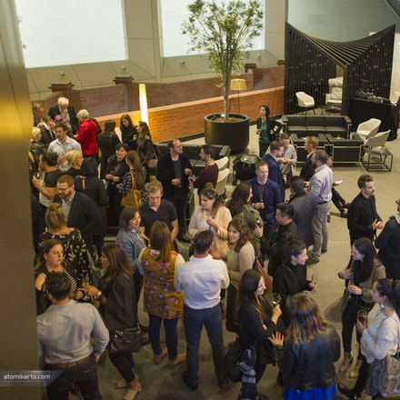DIA WA Design Awards Launch Night, Woods Bagot, 11 July 2018