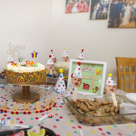 James Keady's 1st Birthday - Celebrating James Keady's 1st Birthday.