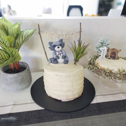 Jethro Priest's 1st Birthday, Perth - Jethro Priest's 1st Birthday Party, Perth, 7 September 2019