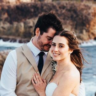 Emma and Jarryd