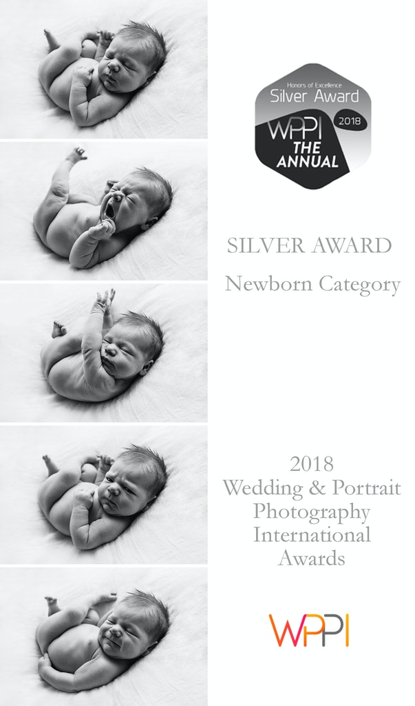 Award Winning Newborn Photographer