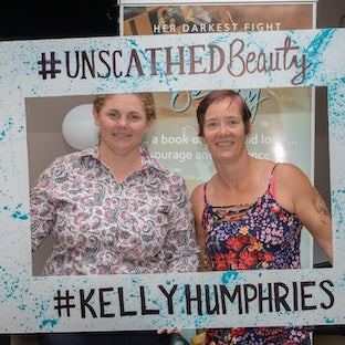 Unscathed Beauty Book Release