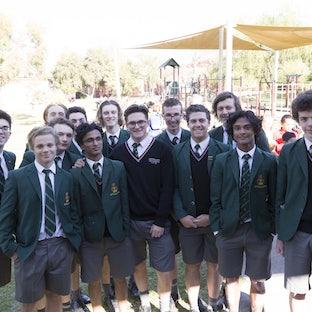 Yr12 Fellowship at St Annes
