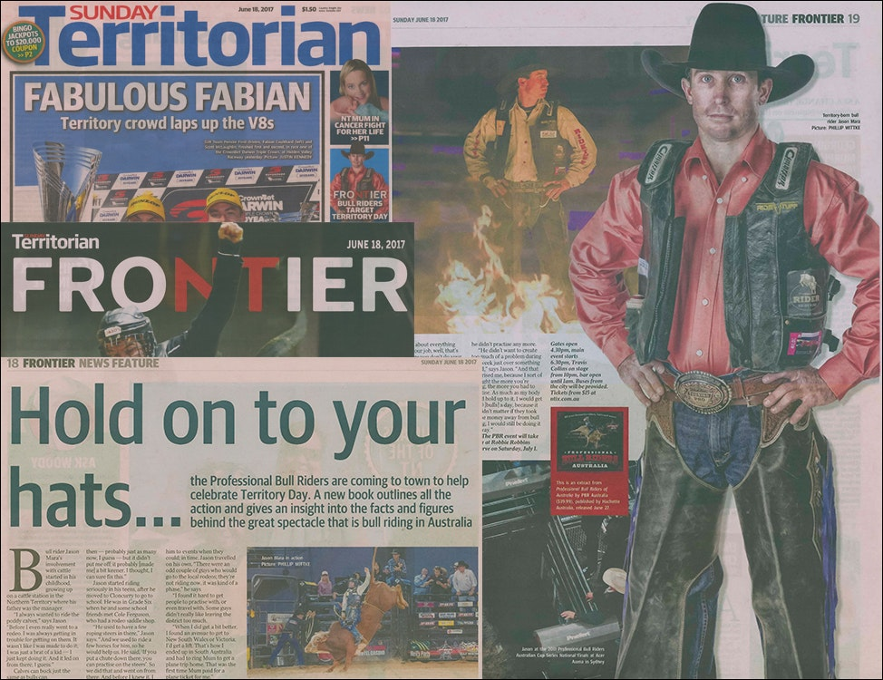 Territorian Newspaper