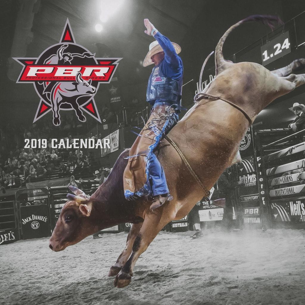 PBR Calendar Cover - 2019