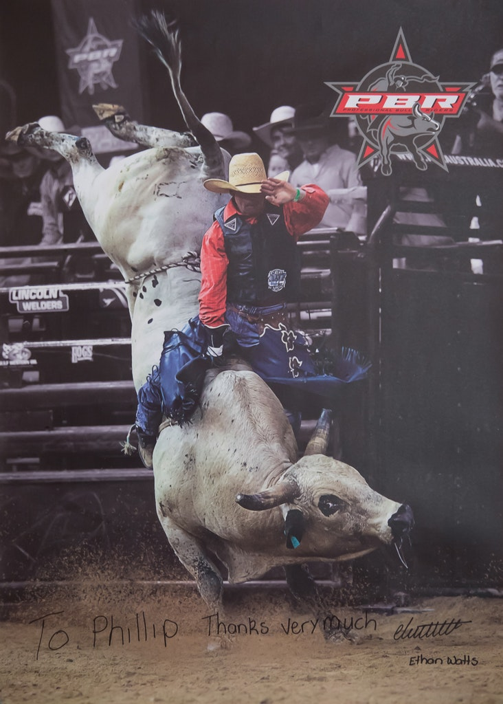 PBR Poster - Ethan Watts