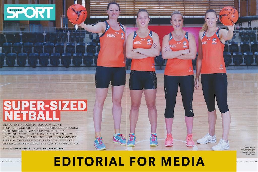 Editorial for Media