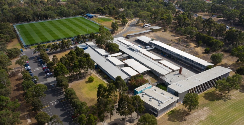 Sports Complex - Melbourne City Football Club / City Football Academy in Melbourne.