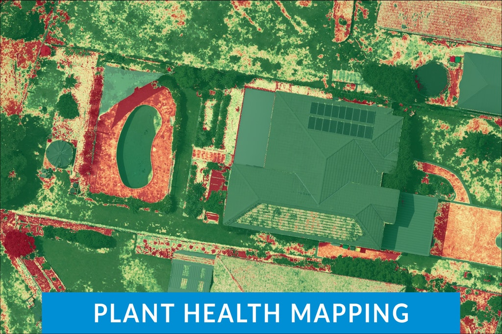 Plant Health Mapping