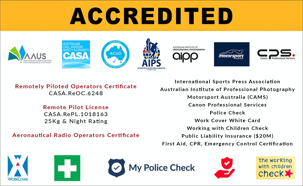 Accredited & Licensed