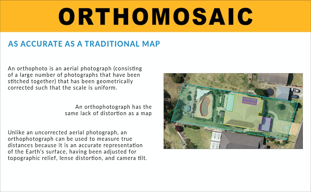 Orthomosaic Map