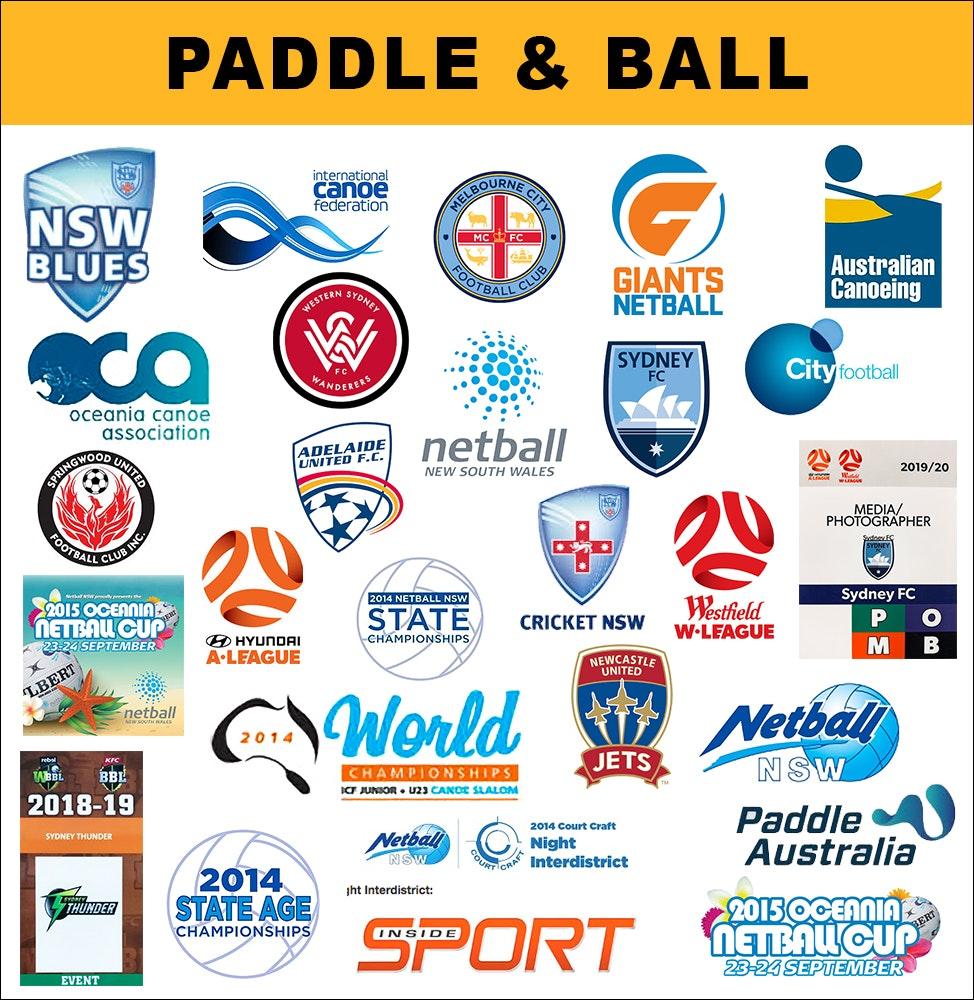 Paddle & Ball
