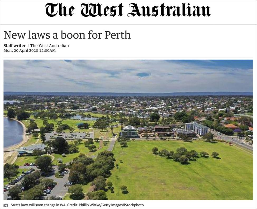The West Australian Newspaper