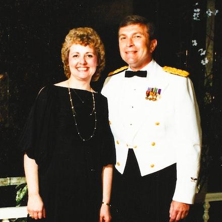 Ron and Lois Schwachenwald