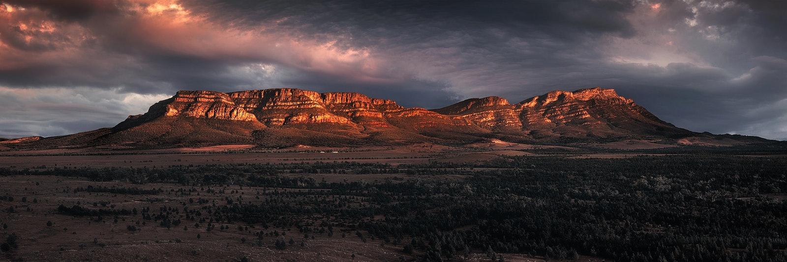 Ikara - Flinders Ranges, SA