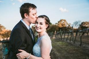 wedding ~ Ben & Hannah - Albert River Wines Wedding ~ July 2018