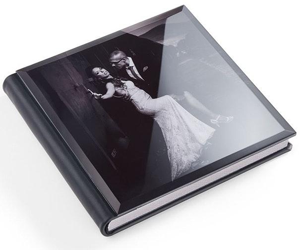Album Leatherette Crystal