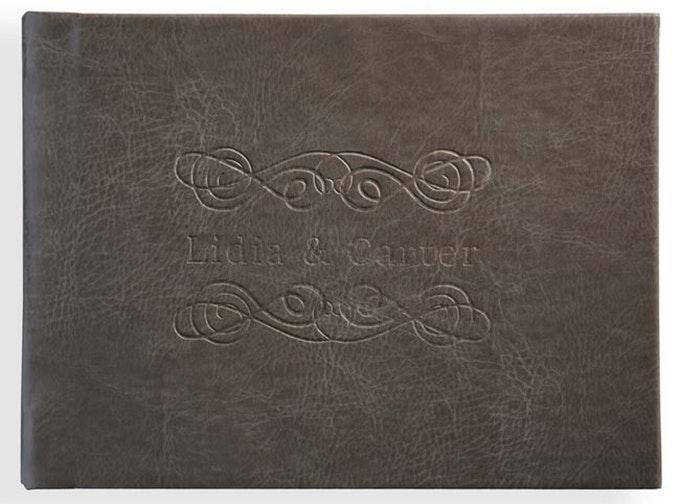 Album Leatherette Deboss