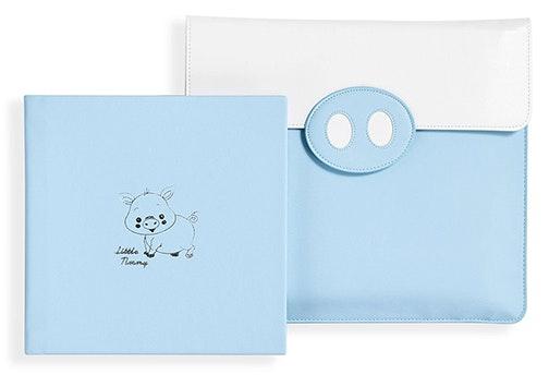 Album Set Little Piggy Blue