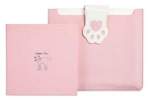 Album Set Paws Pink