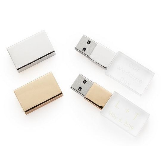 USB Gold Silver 2