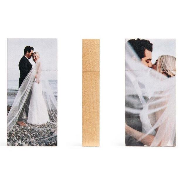 USB Wood Wedding 3