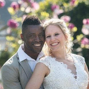 Mariage Jessica & Mfuti