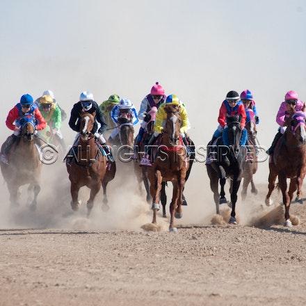 Birdsville, Race 5, Home Turn, Field_31-08-18, Mark Lee_2375 2