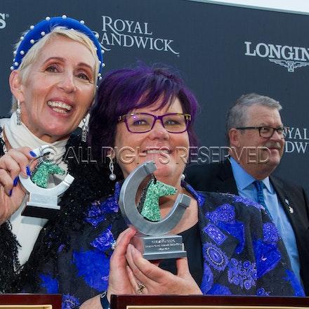 Race 7, Winx, Debbie Kepitis & Patti Tighe_13-04-19, Royal Randwick, Sharon Lee Chapman_0567