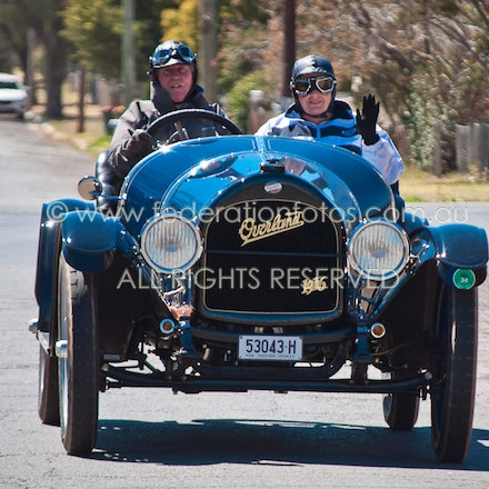 September 27 | 2018 - 2018 National Veteran Vehicle Rally visits Canowindra - 