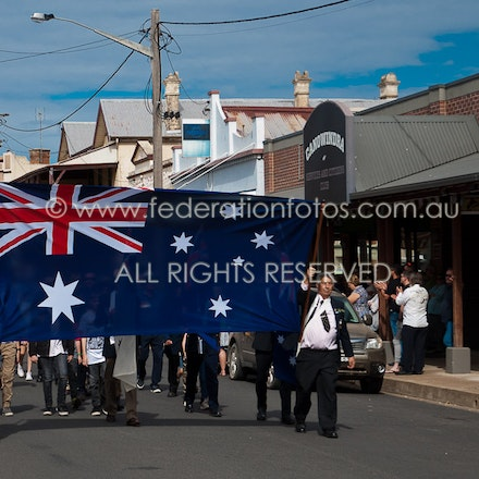 Anzac March Canowindra 2019 - Anzac March Canowindra 2019