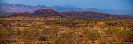Namatjira Way Glen Helen