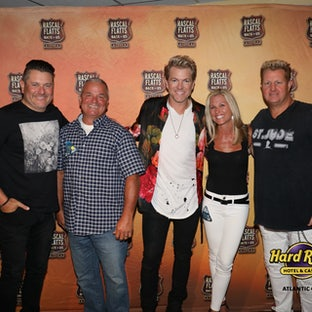 Hard Rock Atlantic City Events