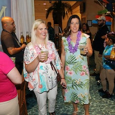 Margaritaville cocktail party