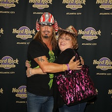 Bret Michaels Meet and Greet
