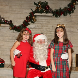 Local 322 Santa Photos
