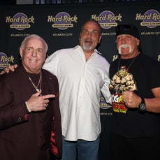 Hulk Hogan, Ric Flair Meet and Greet