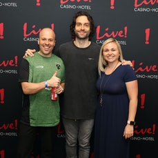 Chris D'Elia  VIP M&G 3-15-2019