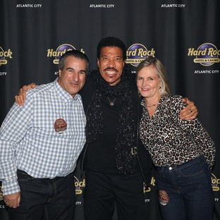 Hard Rock Atlantic City Events