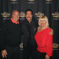 Lionel Richie Meet and Greet 3-23-19
