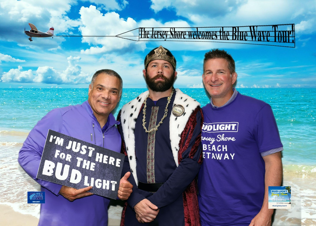 2019 Bud Light Blue Wave to the Jersey Shore | PhotoGraphics