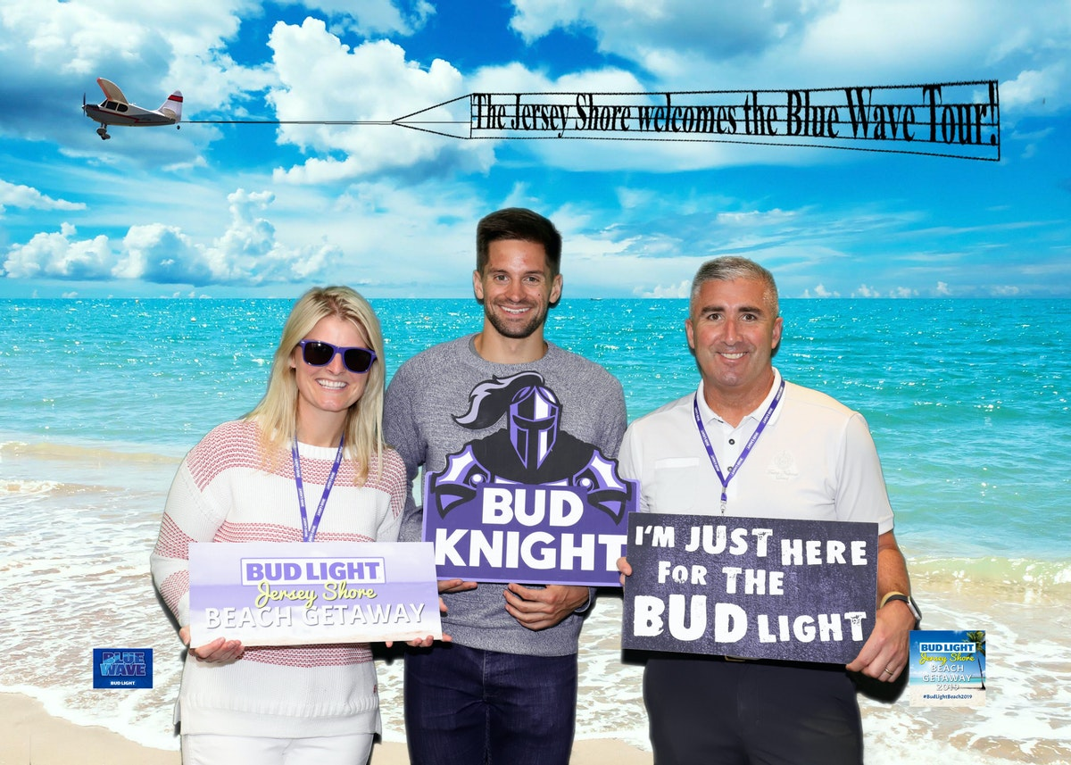 2019 Bud Light Blue Wave to the Jersey Shore | PhotoGraphics Photography